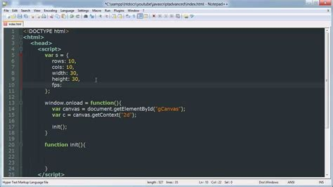 javascript tutorial game development drawimage grid minesweeper javascript canvas game