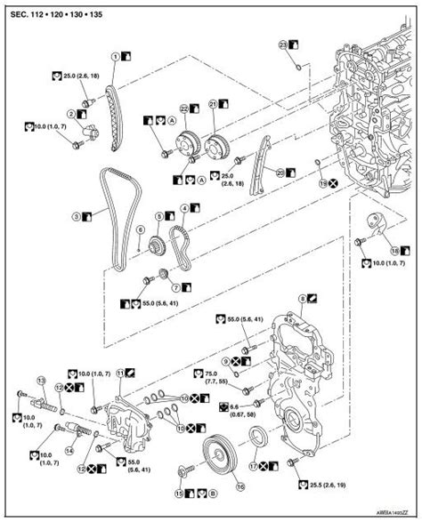 nissan sentra service manual timing chain removal and