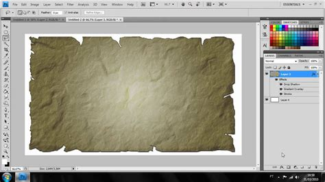tutorial de photoshop cs5 youtube photoshop tutorial como fazer um papel amassado e