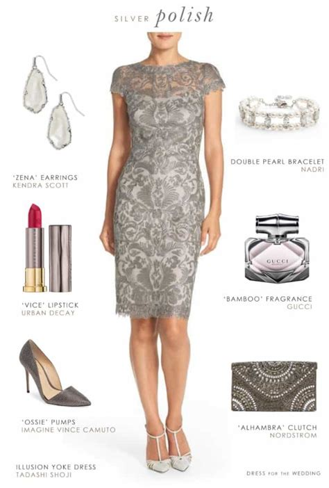 wedding dresses for mothers grey lace sheath dress for a wedding guest or of