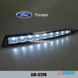 drl lights ford escape drl led daytime running light driving lights