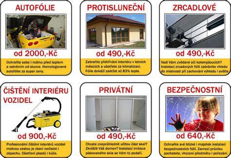 Folie Na Okna Brno by Samolepic 237 F 243 Lie Eu Hlavn 237 Str 225 Nka