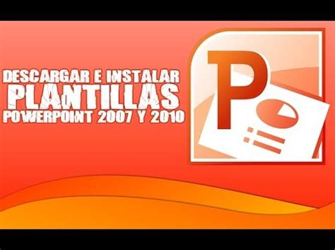 tutorial powerpoint 2007 gratis tutorial pc descargar e instalar plantillas powerpoint