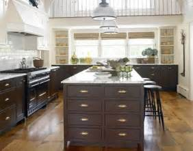 white and brown kitchen cabinets dark brown kitchen cabinets cottage kitchen benjamin