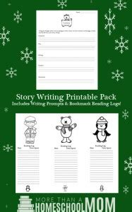 story writing printable pack more than a homeschool