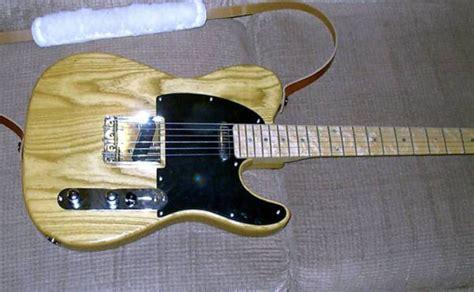 fender special edition lite ash telecaster image 21045