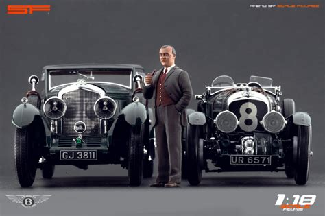 scale figures w o bentley figure in 1 18 scale mdiecast