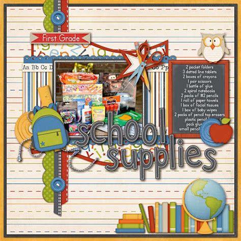 scrapbook supplies scrapbookcom school supplies scrapbooking pinterest