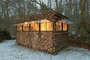 Cool Log Cabins it s just cool mobile log cabin toolmonger