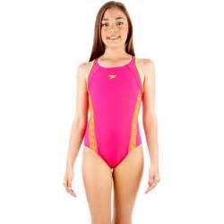maillot de bain speedo fille maillots de bain enfant speedo monogram