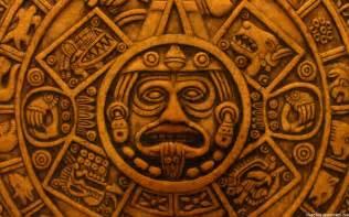 1680x1050 aztec calendar by vivacqua on deviantart