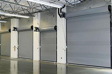 Burrell Overhead Doors Rolling Steel Doors Burrell Overhead Door Limited