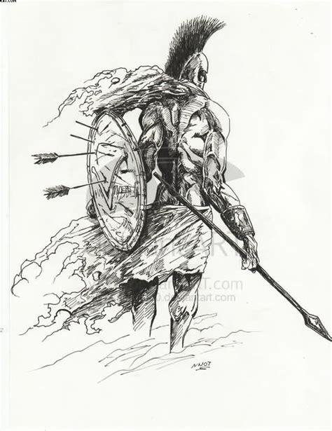 amazing spartan warrior tattoo for biceps in 2017 real