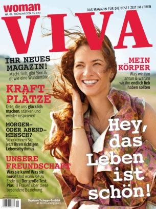 Whos News Lifestyle Magazine 29 by Magazine Viva Nr 1 Fr 252 Hling 2014 Issue Get Your