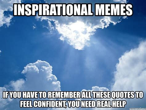 Encouraging Meme - inspirational memes