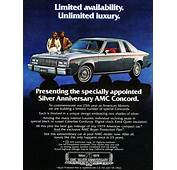 1979 AMC Concord Ad With Wire Wheel Covers  CLASSIC CARS