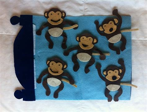 monkey on the bed 11 best five little monkeys book projects images on