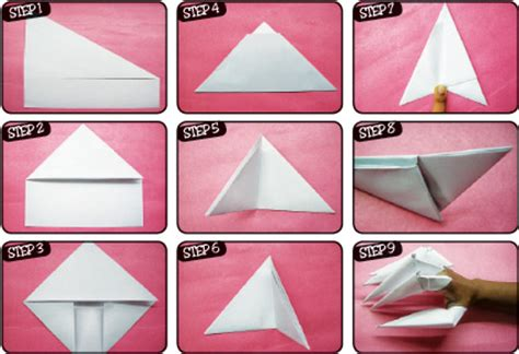 How Do You Make A Paper Claw - robinage arts and crafts origami claw