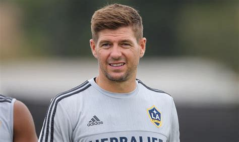 low hairlines steve gerrard and his low hairline