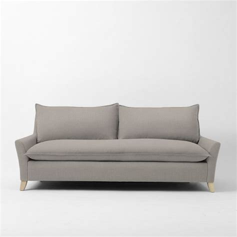 west elm bliss sleeper sofa 1000 images about sleeper sofas on custom