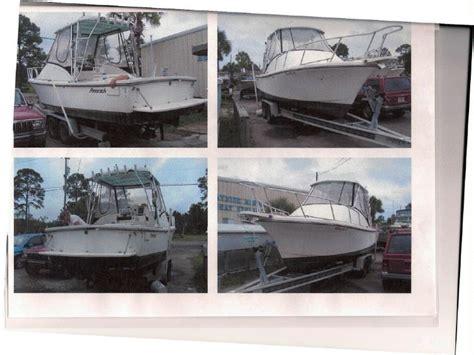 shamrock 26 cuddy cabin in florida power boats used