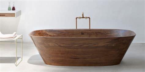 vasca da bagno in legno vasche da bagno in legno a casa come in una spa