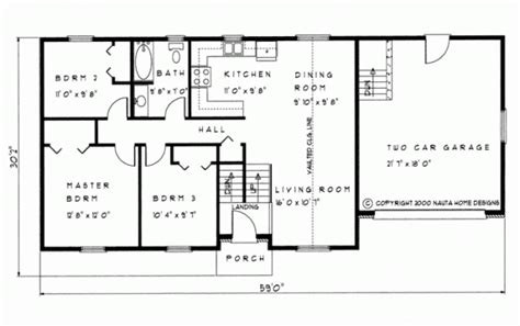 raised bungalow floor plans raised bungalow house floor plans home design and style