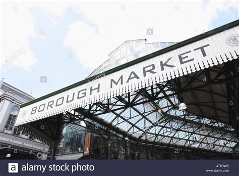 borough market sign borough market sign stock photos borough market sign