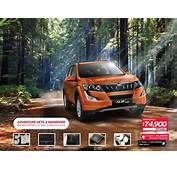 Mahindra XUV500 Petrol Unveiled In UAE India Launch Soon