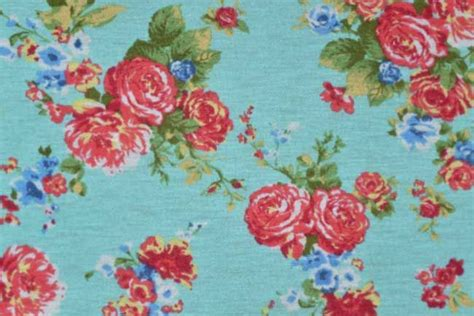 floral jersey knit fabric elsbeth floral jersey knit fabric banberry place