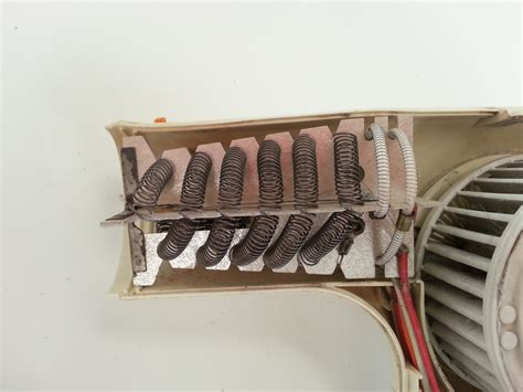 hair dryer heating element replacement ifixit