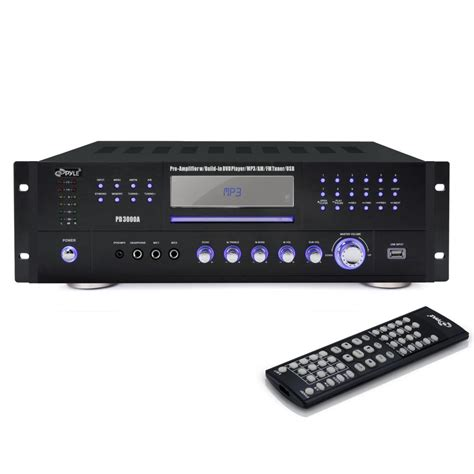 pylehome pda home  office amplifiers