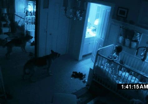paranormal activity   happening film stories