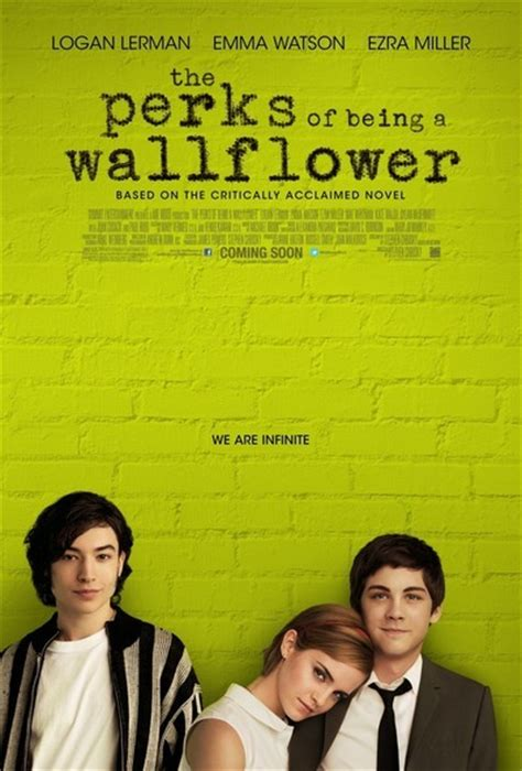 the perks of being a wallflower review 2012
