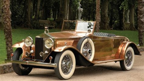 rolls royce 1920 1920 s cars development