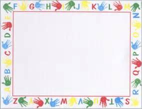 School border and frame printable picture frame coloring page