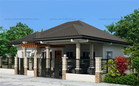 one story house designs pictures clarissa one story house with elegance shd 2015020 pinoy eplans