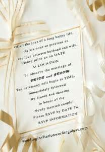 wedding invitation wording how to write wedding invites