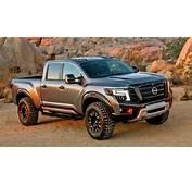 2017 Nissan Titan XD Specs Price  2018 Pickup Trucks