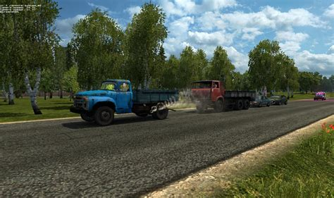 sim game mod euro truck simulator 2 russian open spaces v5 0 map mod euro truck simulator 2 mods