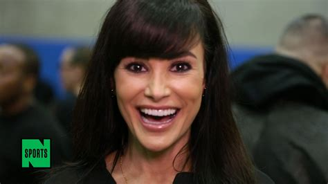 whats up with ann aldridge face lisa ann dj khaled and more at the celebrity stars game