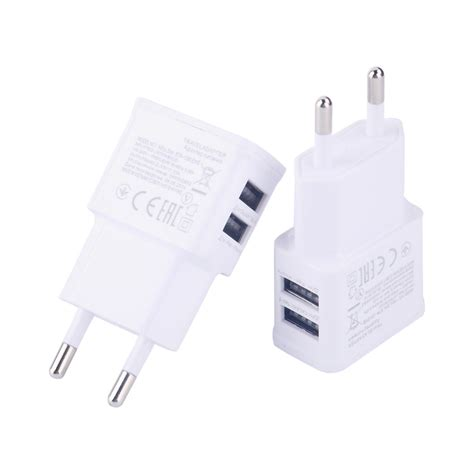 Adaptor Mobil Eu Us 5v 2a Usb Adapter Mobile Phone Wall Charger Device Micro Data Charging For Iphone 4 5 6 7