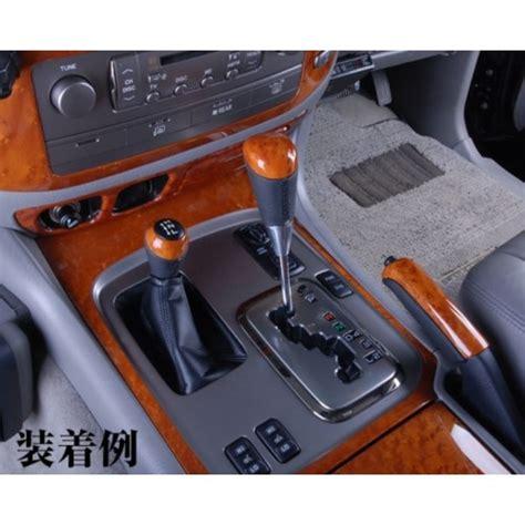 Toyota Land Cruiser Gear Knob by Toyota Landcruiser Land Cruiser 100 Tlc100 Lc100 Jdm Vip