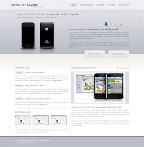 Layout Iphone Psd | iphone layout free psd by forbs1994 on deviantart