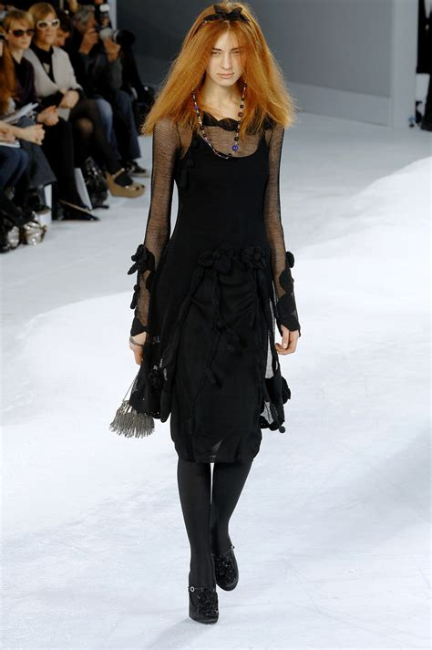 Fashion Week Fall 2007 by Chanel At Fashion Week Fall 2007 Livingly