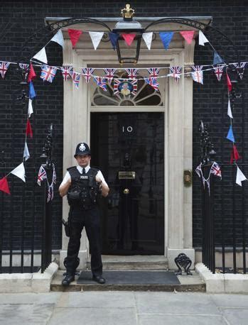 casa primo ministro inglese londra si prepara per il giubileo