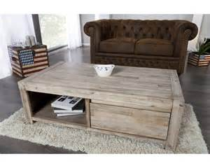 table basse en bois pour un style rempli de charme