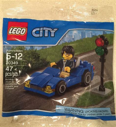 Lego City 30349 Sports Car toys n bricks lego news site sales deals reviews