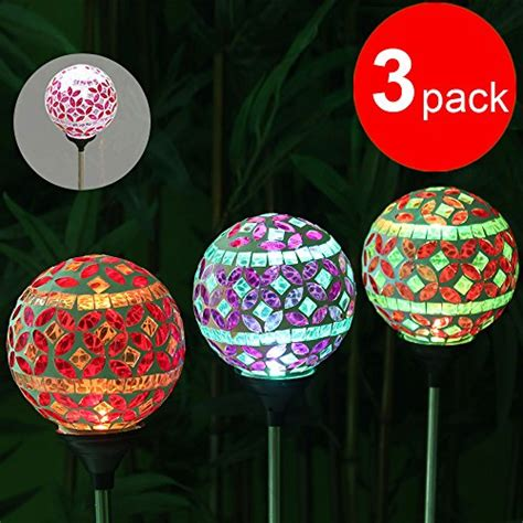 solar power hanging christmas balls best 28 solar balls solar system glass ornament pics about space solar lighted