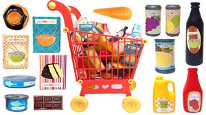 just like home just like home mega grocery playset supermarket juego